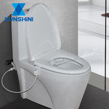 XUNSHINI Home Bathroom Universal Bidet Single Toilet Washing Gun Intelligent Cleaning Adsorption Type Toilet Seat Bidet