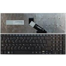 Новая клавиатура с испанской раскладкой для ноутбука Acer Aspire