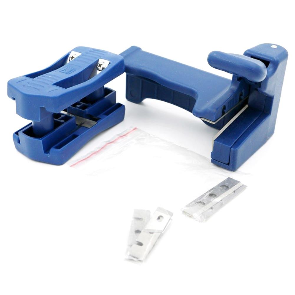 Wood-Edge-Banding-Machine Tool Plate Edge Strip Pvc Straight Line Edger Edge Band Header Straight Line Device For Furniture