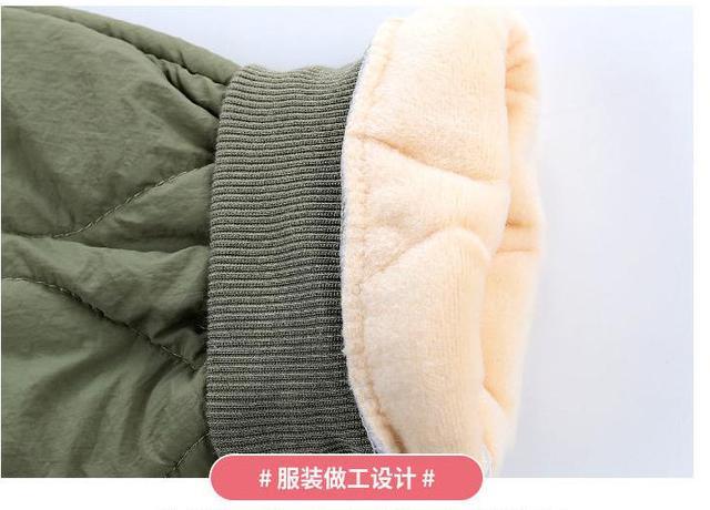 Vidmid Winter Warm Kids Thick Fleece Trousers Pants Clothing Boy Pants Girl Leggings Children Trousers Windproof Snow Pants P393 6