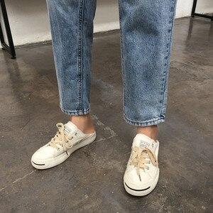 Image 5 - Jeans Frauen Trendy Elegante Alle spiel Hohe qualität Koreanischen Stil Studenten Freizeit Täglich Frauen Weibliche Schöne Einfache 2020 taschen