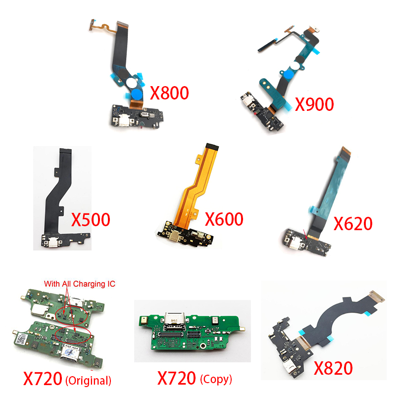 USB Charger Board Dock Connector Flex Cable For Leeco Letv Le 1 2 Pro 3 Max 2 1S Pro3 X500 X600 X620 X720 X800 X900 Cool 1