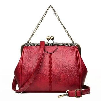 Vintage Women Handbags Fashion Women Messenger Bags Retro Female Crossbody Bag Shoulder Bolsa High Quality Ladies Handbags 2018 цена 2017