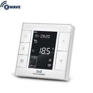 Z-Wave-Programmable Smartthings Fibaro Water/electrical-Heating-Thermostat with Works