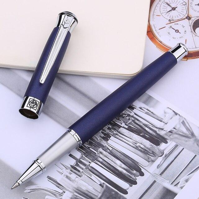 피카소 903 롤러 볼 펜 플라워 킹 스웨덴 잉크 리필, 멀티 컬러 옵션 사무실 비즈니스 스쿨 쓰기 선물 펜