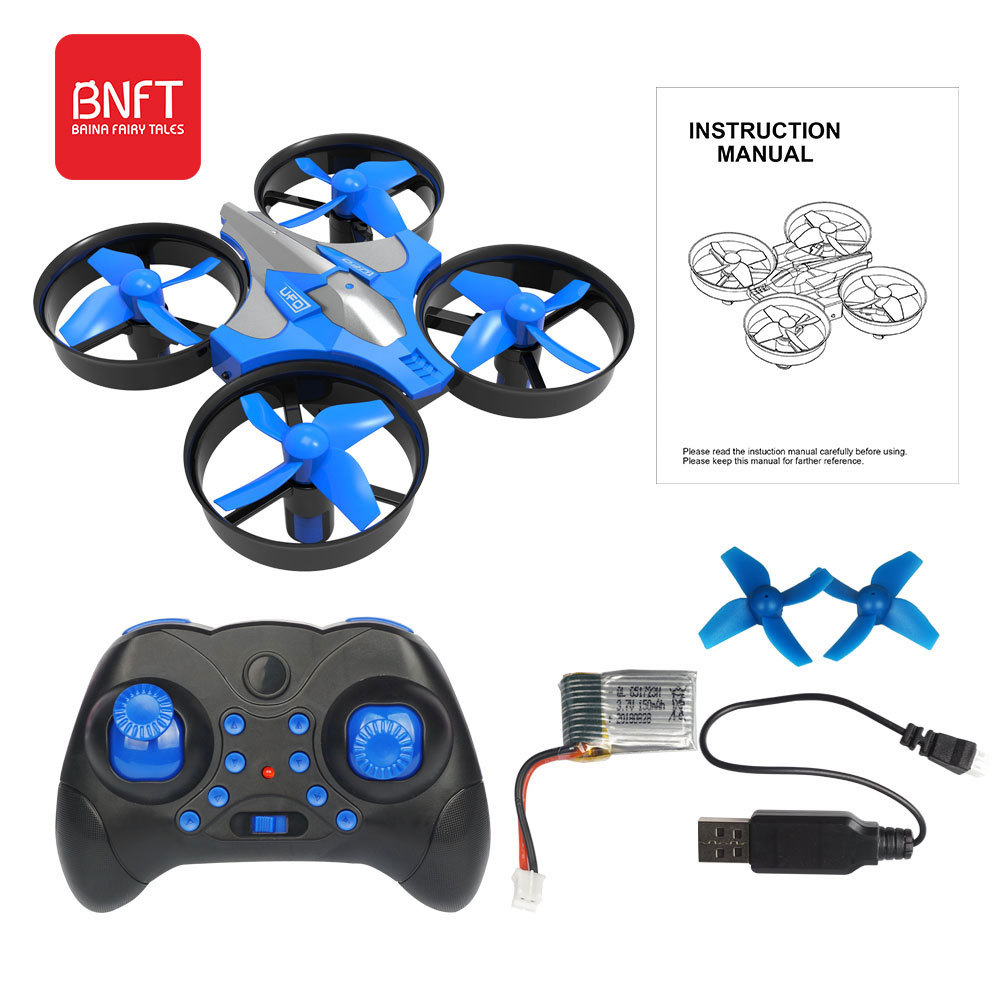 Ultra-Mini Quadcopter Intelligent Obstacle Avoidance Pocket Unmanned Aerial Vehicle Children Electric Remote Control Aircraft Mo