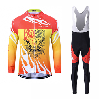 2020 pro team winter lange radfahren kleidung ärmeln Atmungs Männer Radfahren trikots VCIQ bike Zyklus Sportswear Ropa Ciclismo