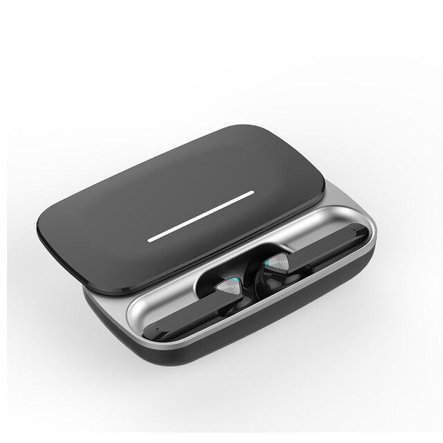 TWS стереонаушники BE36 с поддержкой Bluetooth 5,0 и сенсорным управлением