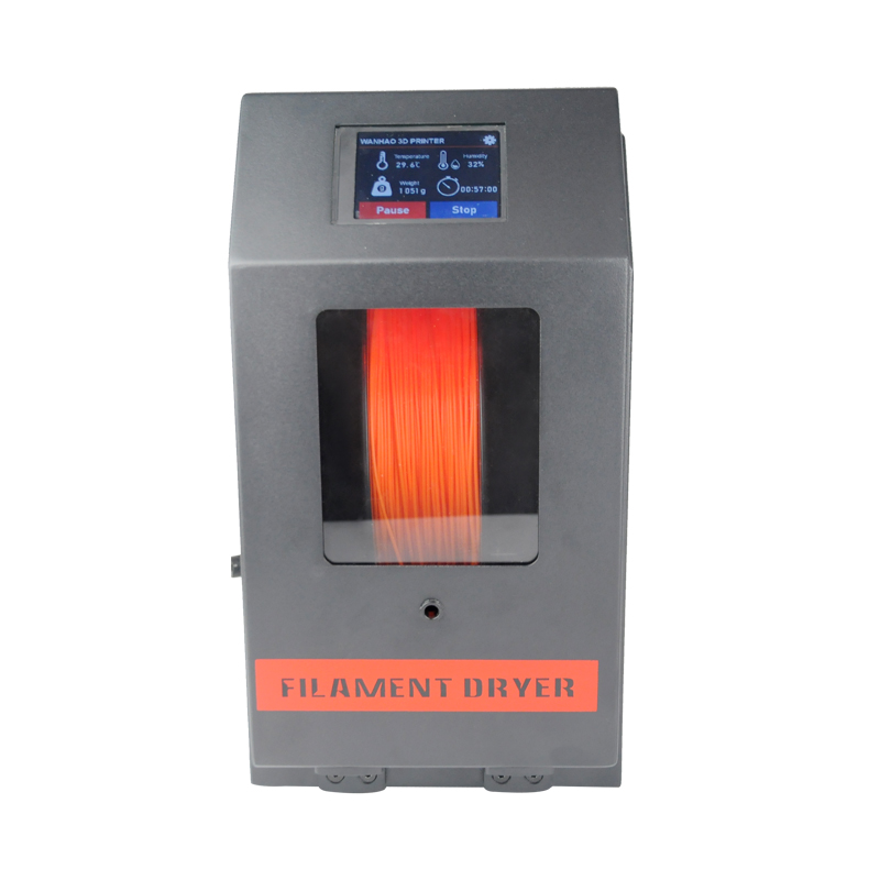 WANHAO BOX2 Filament Dryer Curing Heating Machine For I3 PLUS D5S D6 GR2 D4S D9 D10 FDM 3D Printer