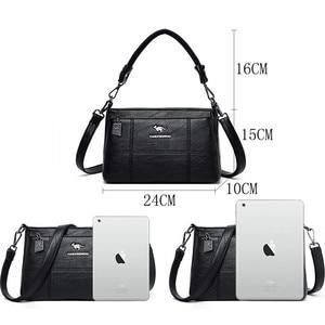 Image 4 - Luxury Handbags Women Bags Designer Crossbody Bags For Women 2019 Shoulder Bag Women Purses And Handbags Sac A Main Femme Bolsa