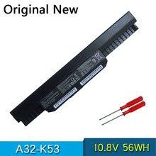 Новый оригинальный Батарея A32-K53 для Asus X54 X54H X44H A43 A43E A53S K43S K43SJ K43E K43U K53 K53T K53S K53SV A31-K53 A41-K53