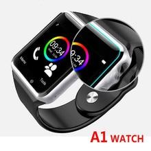Reloj inteligente Bluetooth 2019 reloj inteligente para hombres Android IOS reloj inteligente para mujeres tarjeta teléfono cuasi-GPS posicionamiento Bluetooth reloj de música
