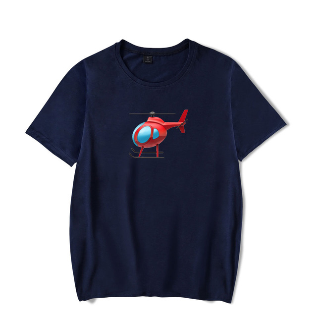 TONY LOPEZ HELICOPTER T-SHIRT (5 VARIAN)