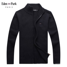 2021 New Men's Eden Sweaters Autumn Winter Zipper Cardigan Sweaters Man Park asual Pulls Knitwear Sweatercoat Male Clothe 735