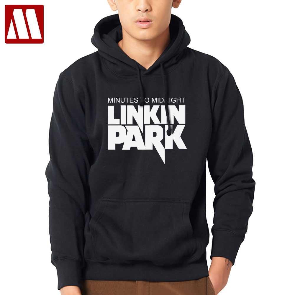 Mann Modalità Linkin Park con cappuccio Herbst inverno harajuku felpa con cappuccio streetwear hip-hop trainingsanzug Herren pullover felpa