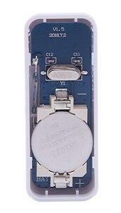 1/5/10 шт 433 МГц Беспроводной Магнитный контактном выключателе Сенсор на обнаружение дверь открыта для дома охранной сигнализации Системы