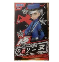 Аниме Каролина и Джастин Persona 5 ПВХ фигурка игрушка новая в коробке 15 см 1 шт.!
