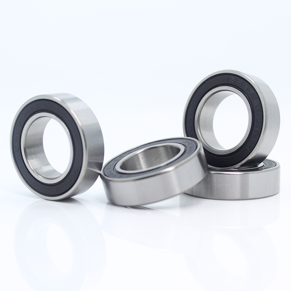 15267-2RS Bearing (4 Pcs) 15*26*7 Mm Bicycle Axle 15267 - 2RS Bearings 15267RS Used For FSA MegaExo Light In The V-3 Axis