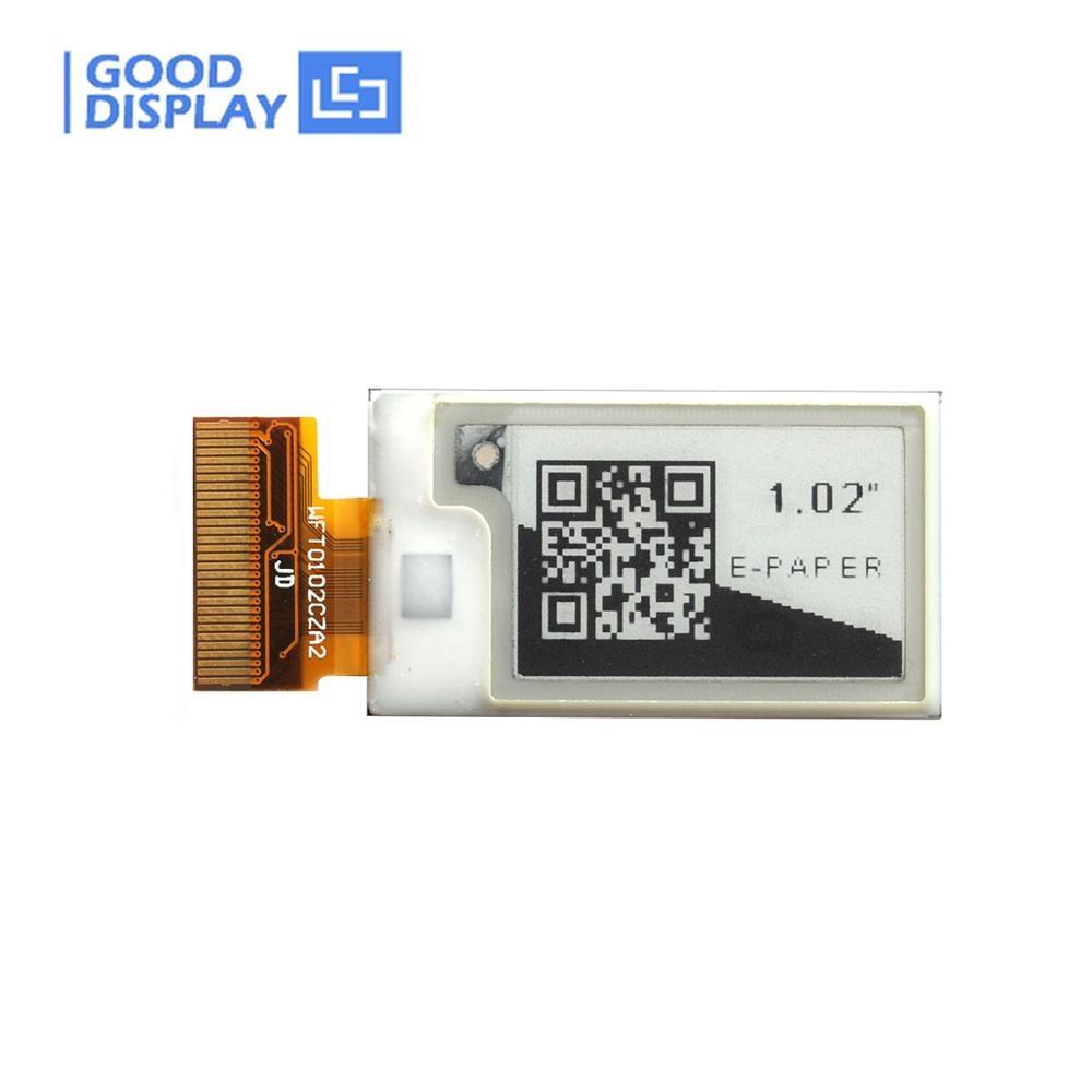 1.02 Inch Dot Matrix E-paper Display Panel, Eink Screen