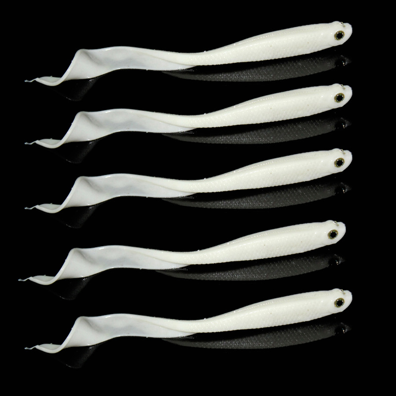 Accessories Fishing Lures PVC Sea river lake Outdoor Floating Fish Shape Artificial