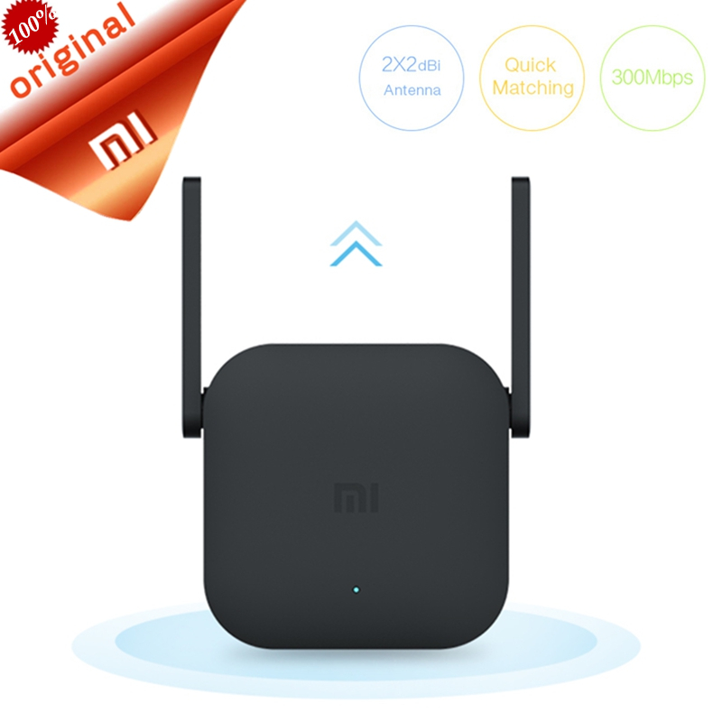 Xiaomi Wifi Router Repeater Amplifier Expander Original Network 300M Pro Wireless Roteader