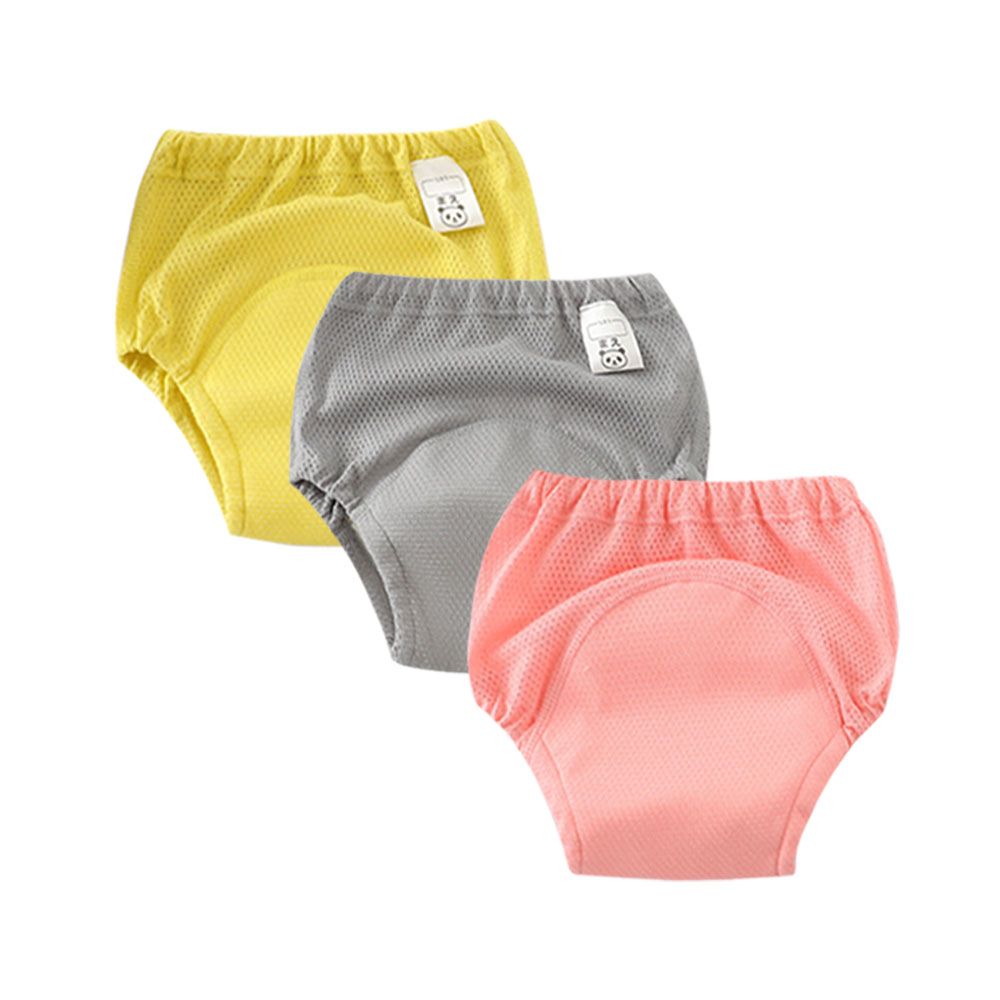 New Potty Training Pants Toddler Cotton Training Underwear Baby Reusable Cloth Diaper Nappy Panties Boys And Girls Underwear