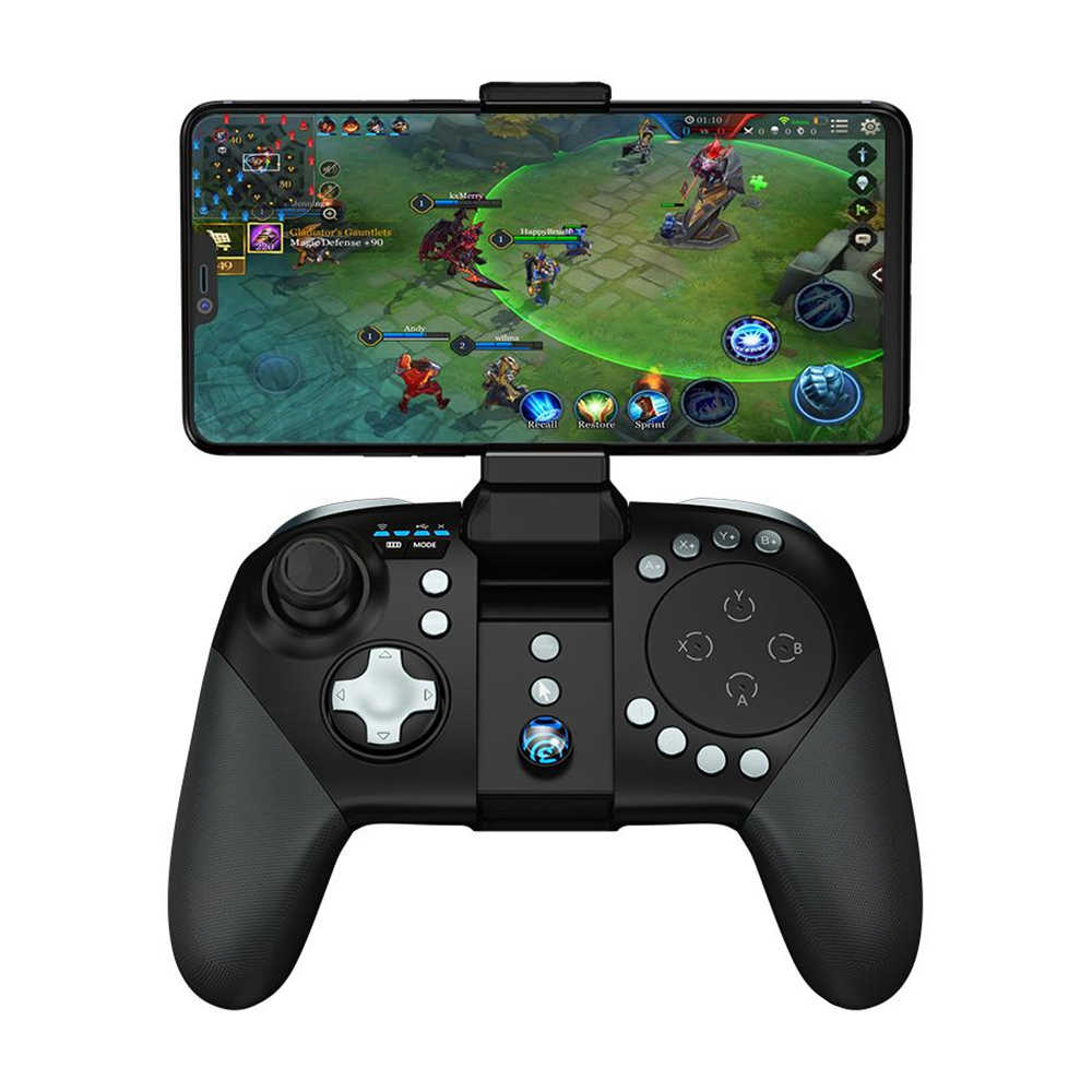 GameSir G5 with Trackpad and Customizable Buttons, Moba/FPS/RoS,Identity V Bluetooth Wireless Game Controller For Android Phones