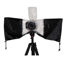 Dustproof For Canon// Transparent Waterproof Camera Rain Cover Lens Protector SLR Universal Drawstring Arm Protectors