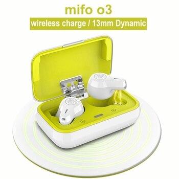 Mifo O3 Bluetooth 5.0 True Wireless Earbuds TWS In Ear Mini Bluetooth Earphones Sport Noise Reduction Stereo Sound Earphone