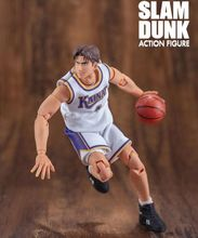 GREAT TOYS Dasin Shinichi Maki  action figure Kainan SLAM DUNK GT model toy NO.4 doll