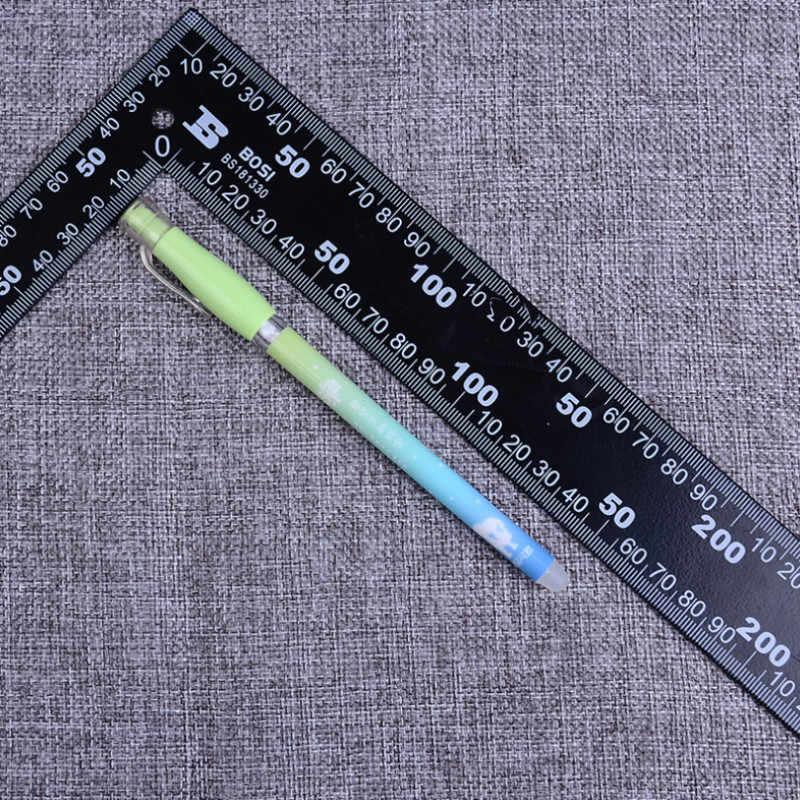 Venda quente 0.38mm kawaii caneta apagável azul/preto magia gel caneta escola material de escritório boa qualidade estudante escrita bonito papelaria