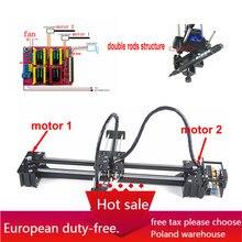 Cnc v3 escudo brinquedos diy ly drawbot caneta rotulação corexy xy-plotter desenho robô máquina para escrever