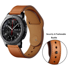 US $3.71 7% OFF|20mm 22mm Band for Samsung Gear S2/S3 Classic Frontier Galaxy Active 42/46mm Huami Amazfit Bip Huawei Watch GT 2 Ticwatch Strap-in Watchbands from Watches on AliExpress