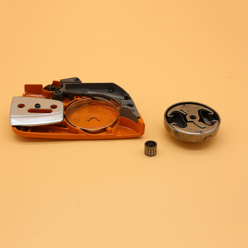 Tools : Chain Brake Cover Clutch Drum Needle Bearing Kit For Husqvarna 350 340 353 345 Gasoline Chainsaw Spare Parts