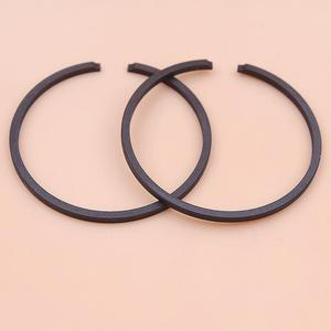 Image 4 - 2pcs/lot 32mm x 1.5mm Piston Rings For Chainsaw Strimmer Hedge Trimmer Garden Tool Replace Part