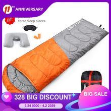 Backpacking Sleeping-Bag Lazybag Hiking Adult Outdoor Waterproof Portable Camping Three-Seasons