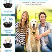 Электрический дрессировочный ошейник Dogreat для собак, удар током, дистанционное управление, водонепроницаемый перезаряжаемый, для всех разм...