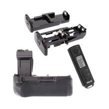 Meike MK-550dr vertical aperto da bateria pacote de mão titular para canon 550d 600d 650d 700d câmera