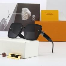 Women Oversized Sunglasses Women Square Glasses Fashion Shopping Mirror Polarize