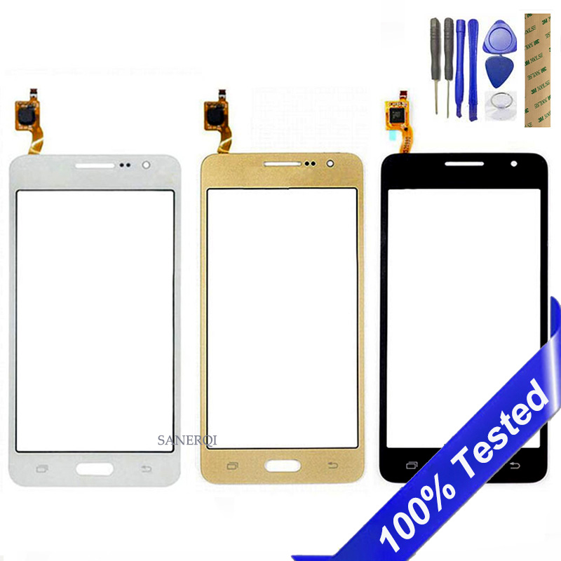 For Samsung Galaxy Grand Prime G530 G531 Touch Screen G530H G531H G531F G5308 G530F Front Glass Lens in Mobile Phone Touch Panel from Cellphones Telecommunications