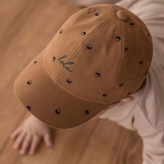 Cotton Baby Baseball Cap for Children