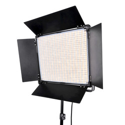 DHL Free 1 pc Dison Remote Control LED Lamp camera continue lighting D-528 40W 1500 Lumen Studio Photography led video light