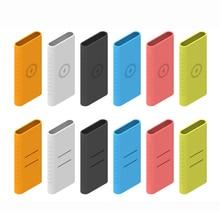 Новинка для Xiaomi, беспроводной зарядный внешний аккумулятор 10000 мА/ч, мягкий резиновый силиконовый защитный чехол, защитный чехол, защитный чехол s