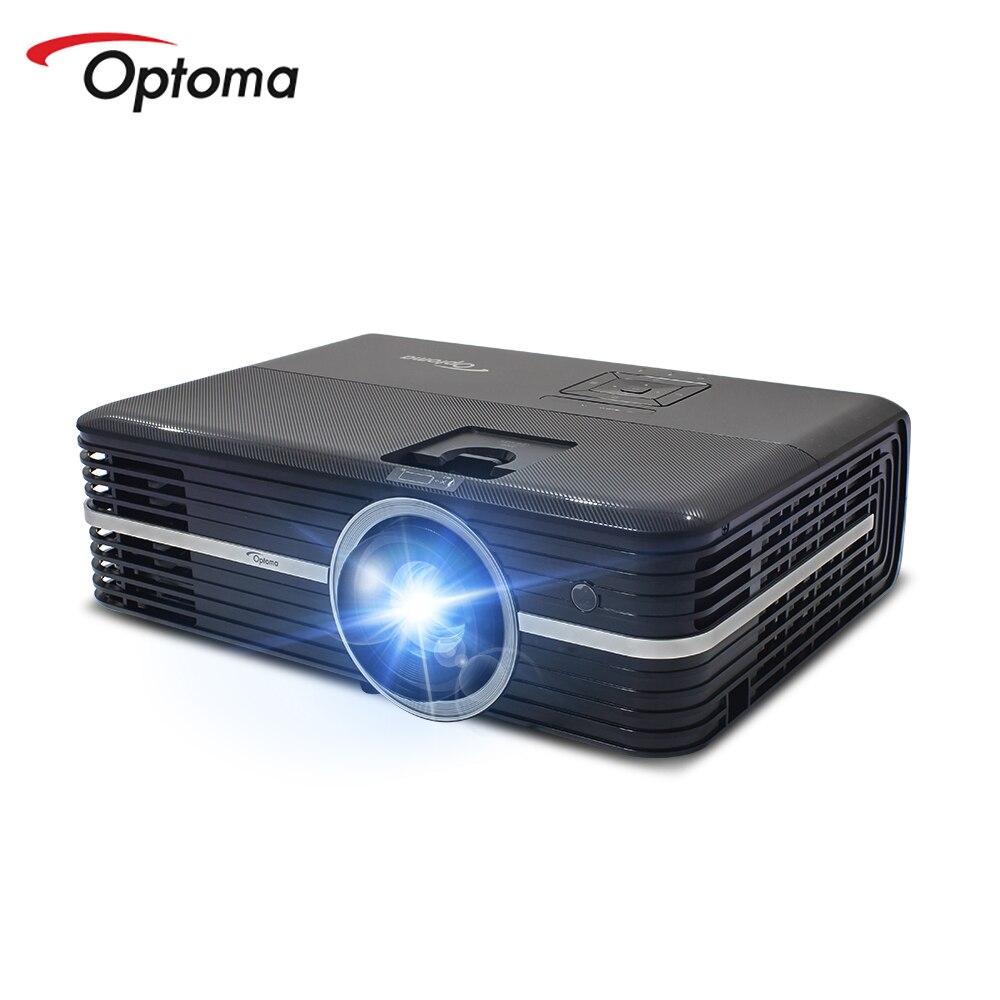 Optoma UHD588 4K проектор ,проектор для дома ,домашний проектор ,TV 4k кинотеатр ,3840*2160P DMD 0.47 чип ,3000 ISO21118 Люмен, светодиодный свет, детский проектор, по...