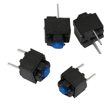 10 sztuk Hot Silent przełączniki mysz mikroprzełączniki Push przełączniki przyciskowe 6*6*7 3mm tanie i dobre opinie CN (pochodzenie) Stop Przełącznik Wciskany