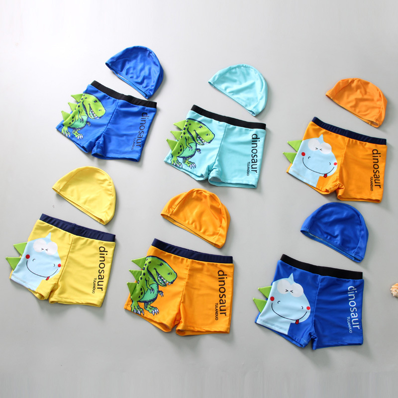 CHILDREN'S Swimming Trunks BOY'S Big Boy Split Type Bathing Suit Baby Swimming Trunks Little Boy Swimwear Set