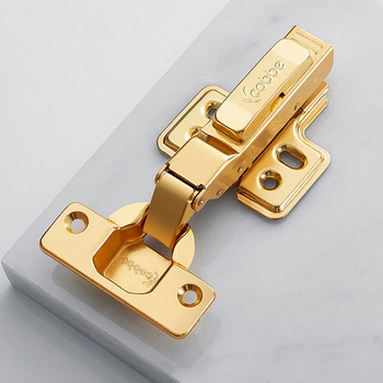 1pc gold furniture hinge…