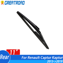 Wiper Rear-Wiper-Blade Renault Captur Windscreen for 11-