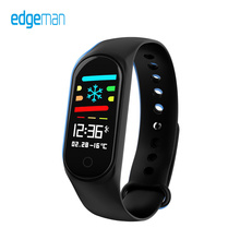 EHUNT  Hot Sell M3 Message Push Sport Smart Bracelet Band with Heart Rate Monitor