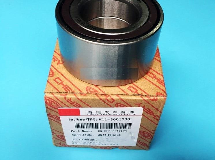 1pcs Front HUB Bearing For Chinese CHERY A3 E3 ARRIZO 3 7  Auto Car Motor Parts M11-3001030
